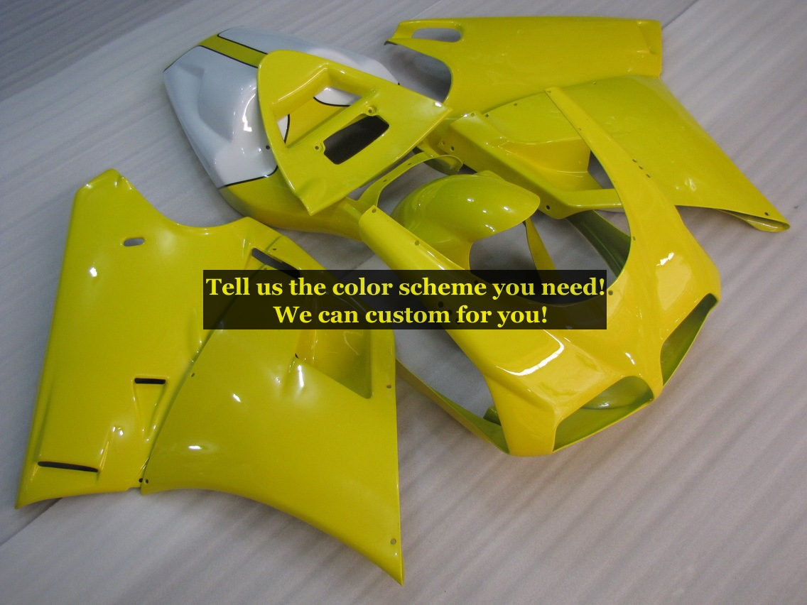 Custom Injection Molding Fairing kits For Ducati 996 748 1996-2002
