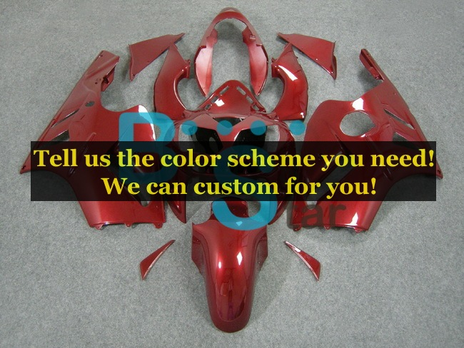 custom fairing kits fit for Kawasaki Ninja ZX-12R 2002 2003 2004