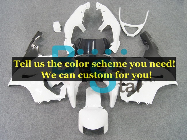 custom fairing kits fit for Kawasaki Ninja ZX-7R 1996-2003