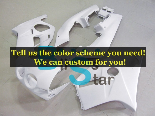 custom fairing kits fit for honda CBR250RR MC19 1988 1989