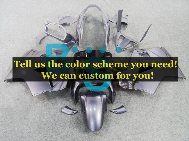 custom fairing kits fit for honda VFR800 1998 1999 2000 2001