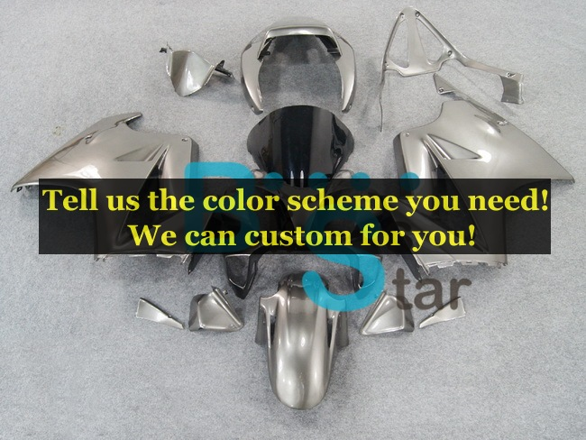 custom fairing kits fit for honda VFR800 2002-2011