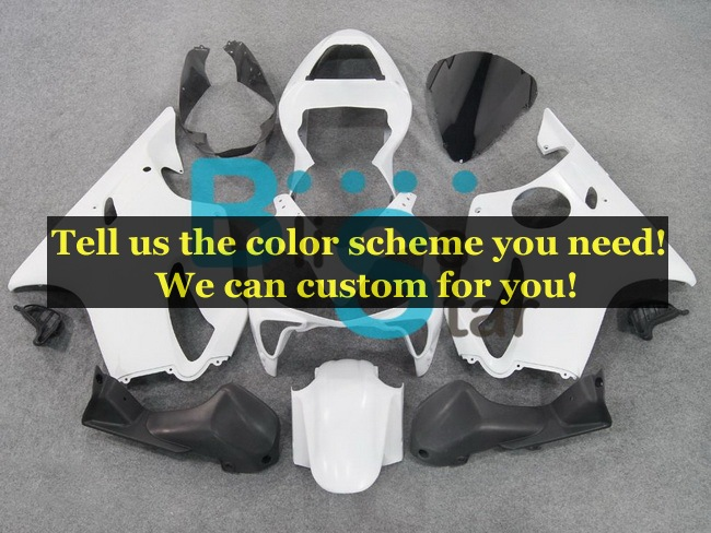 custom fairing kits fit for honda cbr600f4i 2001 2002 2003 years