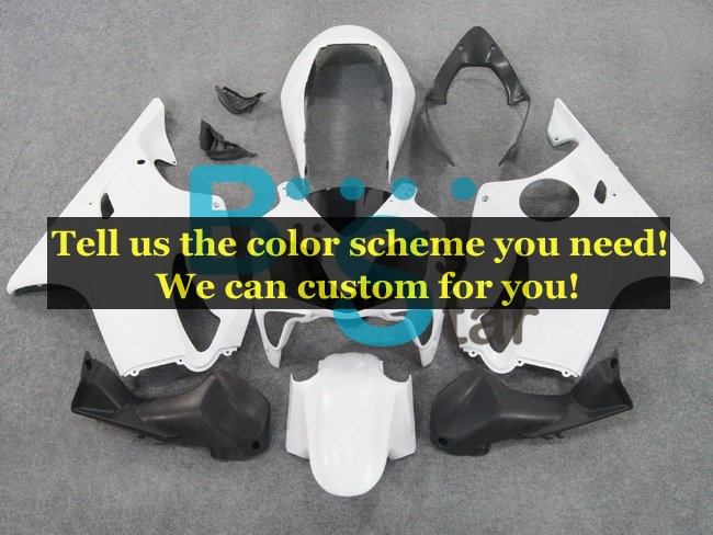 custom fairing kits fit for honda cbr600f4i 2004 2005 2006 2007 years