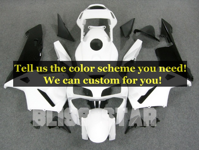 custom fairing kits fit for honda CBR600RR F5 2003 2004 Years