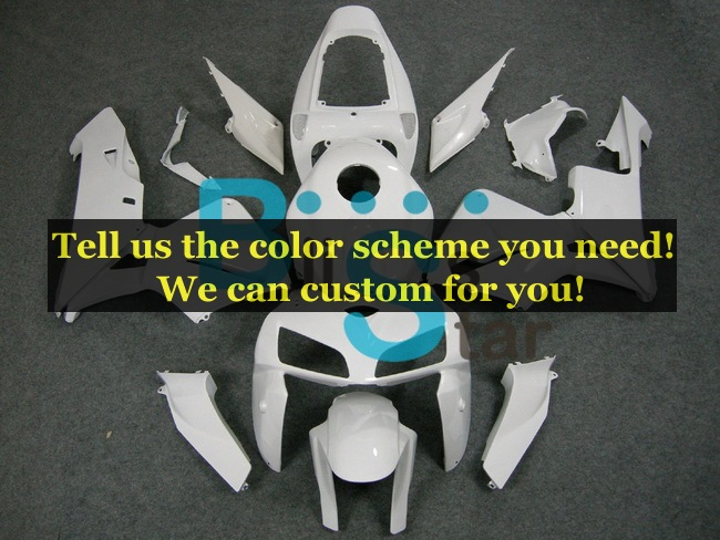 custom fairing kits fit for honda CBR600RR F5 2005 2006 Years