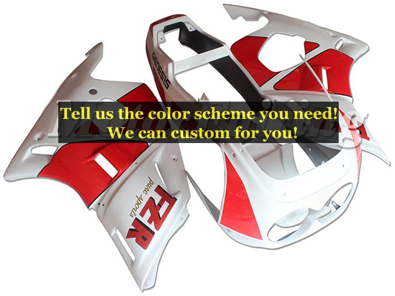 custom fairing kits fit for Yamaha FZR400