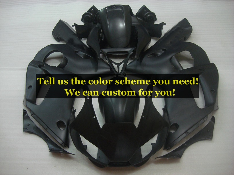 custom fairing kits fit for Yamaha YZF 600 R6 1998-2002