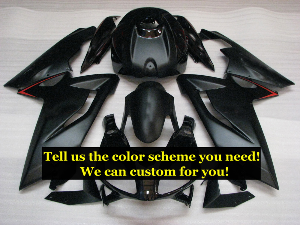 custom fairing kits fit for Aprilia rs125 2006-2011 years