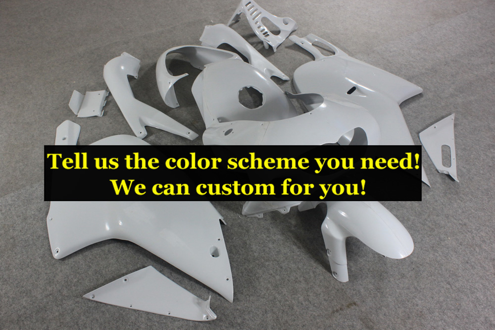 custom fairing kits fit for Aprilia rs125 2000-2005 years