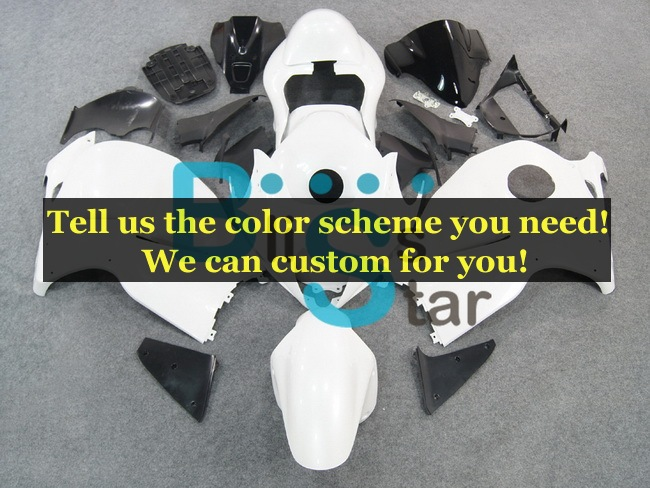 custom fairing kits fit for Suzuki GSXR1300 Hayabusa 1999-2007
