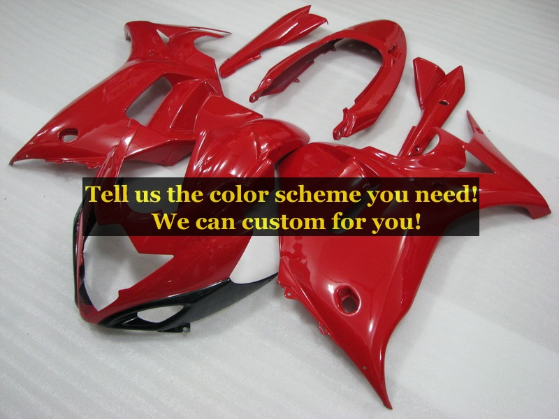 custom fairing kits fit for Suzuki GSX650F Katana 2008-2013
