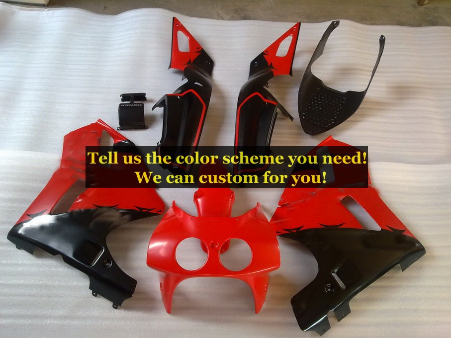 custom fairing kits fit for honda Honda VFR400R MC30 V4 88-92