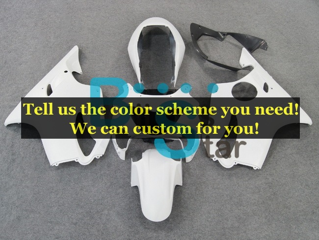 custom fairing kits fit for honda cbr600f4 1999 2000 years