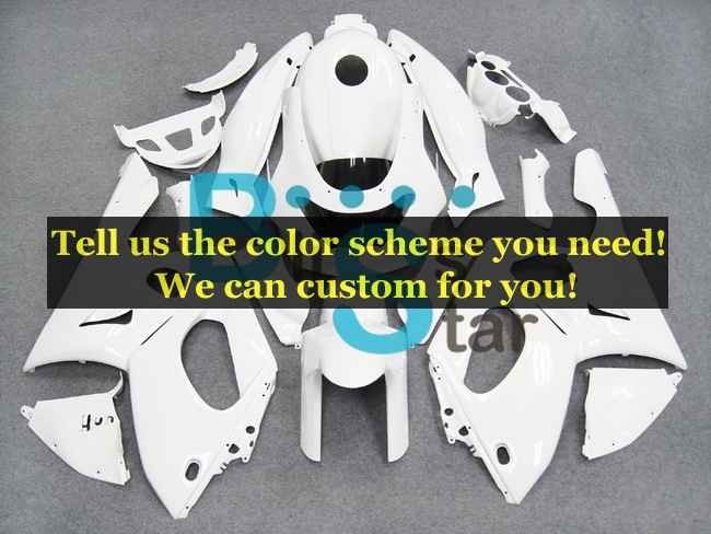 custom fairing kits fit for Yamaha YZF 600R Thundercat 1997-2007